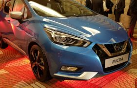 Nissan Micra generetion 5 K14