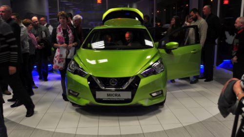 Nowy Nissan Micra generacja V 030