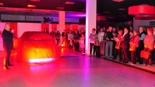 Prezentacja nowego Nissana Micra GEN5