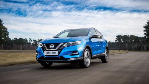 Przód nowy Nissan Qashqai