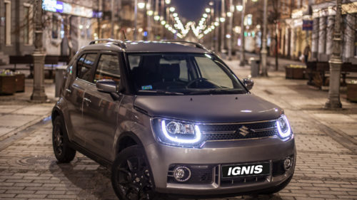Suzuki Ignis - 1