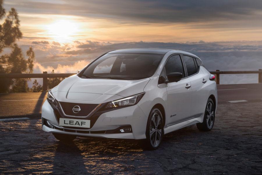 Nissan Leaf - elektryczny samochód