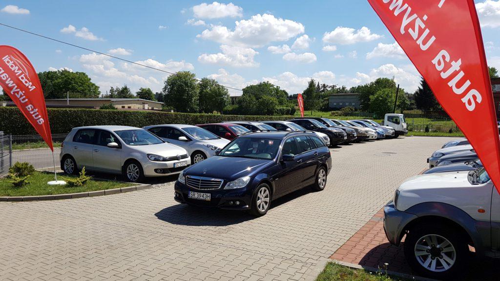 skup samochodów