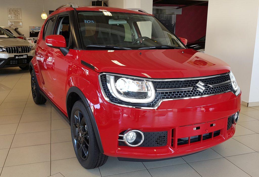 Nowy Suzuki Ignis 2016