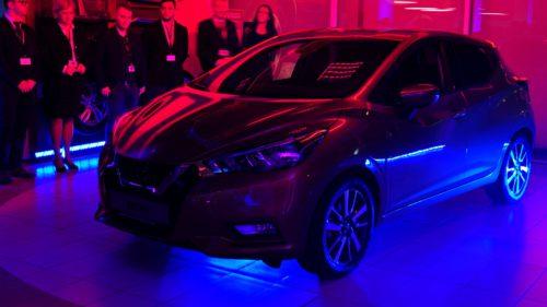 Nowy Nissan Micra generacja V 029