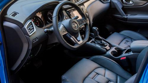 Nowy Nissan Qashqai dla Firm