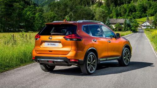 Nowy_Nissan_X_Trail_tył