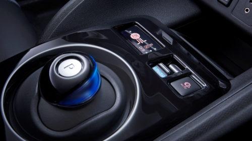 Nissan Leaf - automatyczna skrzynia biegów