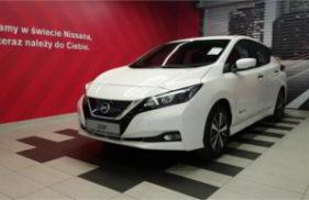 Nowy Nissan Leaf - film