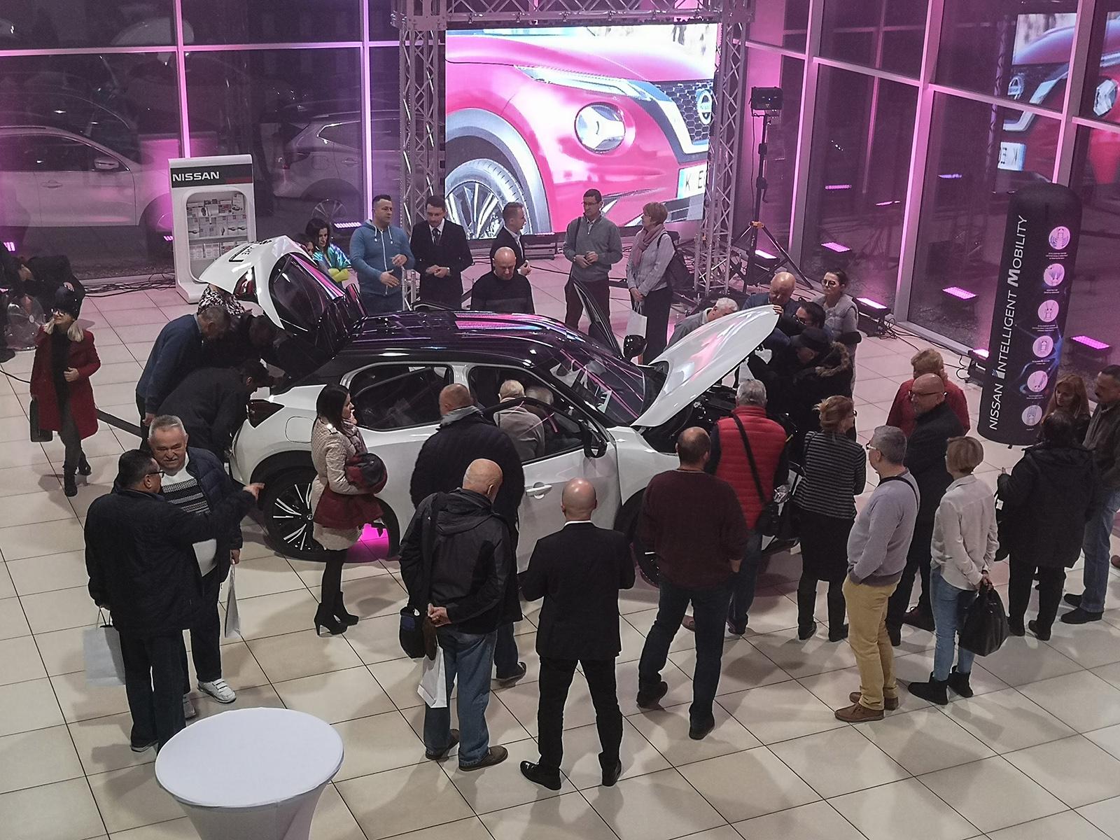 Prezentacja nowego Nissana Juke