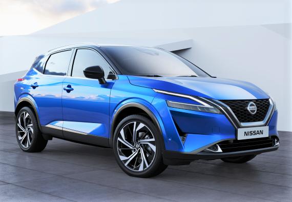 Samochody Nissana